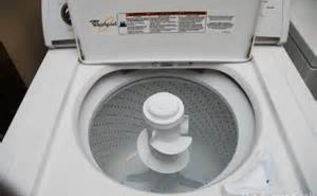 laundry 101 how to clean your washing machine, appliances, cleaning tips