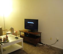 q what can i do with this wall, home decor, living room ideas, urban living, wall decor