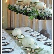 our thanksgiving tablescape, christmas decorations, seasonal holiday d cor, thanksgiving decorations