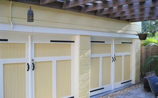 carriage house doors, doors, home decor, Carriage house style doors by Historic Shed