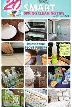 20 amazing spring cleaning tips, cleaning tips