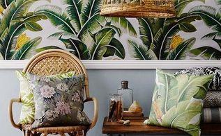 happy springtime with blooming decor, gardening, home decor, living room ideas, seasonal holiday decor