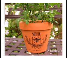 how to decorate flower pots, crafts, flowers, gardening