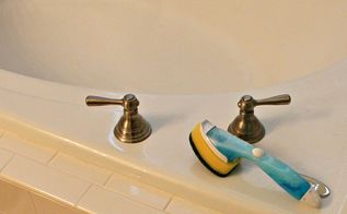 How to get rid of black mold in your shower caulking for Kosher cleaning requirements