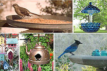 easy flea market style bird houses feeders and crafts, crafts, gardening, repurposing upcycling