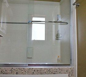 Design Solution For Ugly Tub Front, Bathroom Ideas, Diy, Home Decor, Tiling