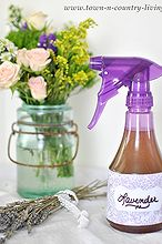 how to make lavender linen spray, cleaning tips, crafts, go green, home decor, Lavender linen spray has many uses in the home and is super easy to make from scratch