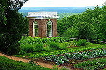 a tour of jefferson s monticello gardens with historian peter hatch, flowers, gardening, Thomas Jefferson was so proud of his kitchen garden at Monticello he used the term garden exclusively for his vegetable garden not his flower beds