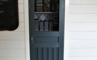 diy panty screen door, doors, home decor, 18 Pantry Screen Door