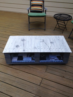 Pallets And Scrap Wood Idea Box By Susan Rustic