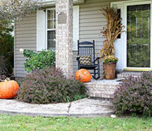 it s the giant pumpkin charlie bown, gardening, seasonal holiday d cor, thanksgiving decorations