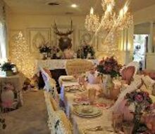 thanksgiving dining room, dining room ideas, seasonal holiday decor, thanksgiving decorations