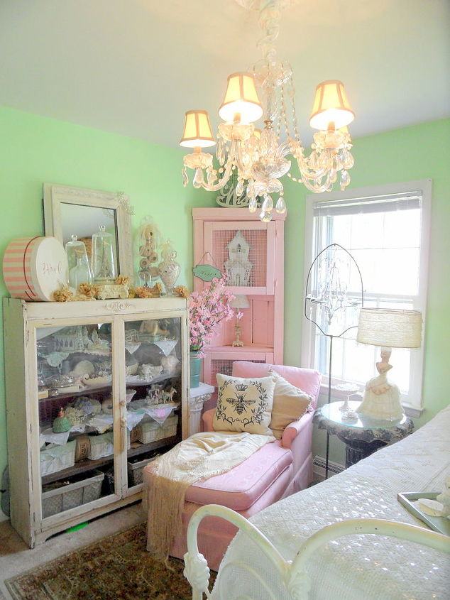 shabby chic spare bedroom  bedroom ideas  home decor  shabby chic. Shabby Chic Spare Bedroom   Hometalk