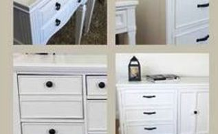 tips tricks for white furniture painting, painted furniture