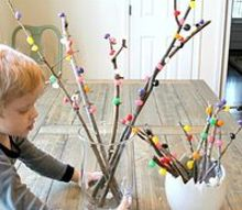 jelly bean tree, crafts