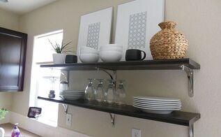 scrapbook paper art, home decor, kitchen design, storage ideas, After