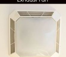 how to install a bathroom exhaust fan and electrical outlets, diy, electrical, home maintenance repairs, how to