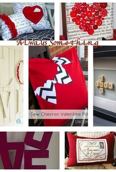 diy valentine s day decor, seasonal holiday d cor, valentines day ideas