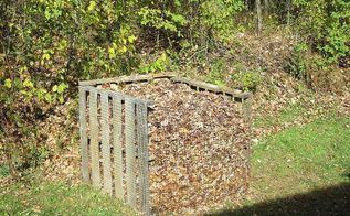 diy compost bin, composting, diy, go green, woodworking projects