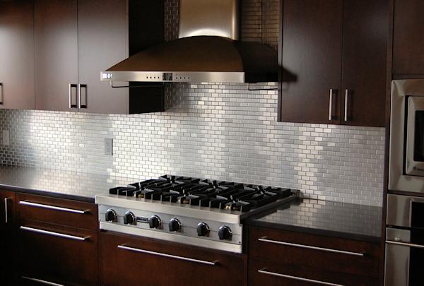 Stainless Backsplash Tiles Stainless Backsplash Tiles How To - Stainless  Backsplash Tiles & Metal Tile Backsplashes - Stainless Steel Backsplash Tile Anata Decor