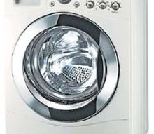 q needed new washing machine, appliances