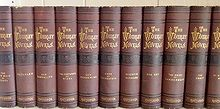 antique designers dream set of waverly novels