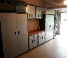 garage remodel, cleaning tips, garages, storage ideas
