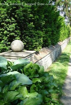 the great wall of inspiration, landscape, outdoor living