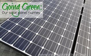 going green solar panel installation, go green, lighting, roofing