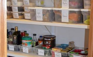 ideas i borrowed from grocery stores to organize my pantry, closet, organizing