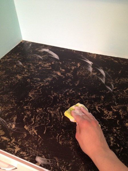 Diy Countertop Revival Countertops Diy Kitchen Design The First Step Is To