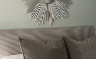 diy sunburst mirror under 10, crafts, Enjoy the easy and cheap mirror you just made