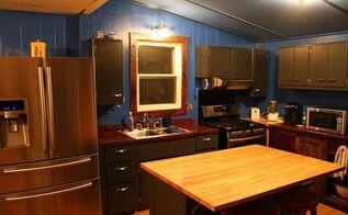 start of my kitchen 2014, home decor, kitchen cabinets, kitchen design, painting