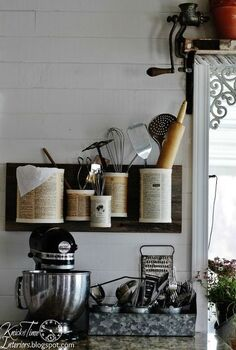 create cheap easy organizers for every room in your house, crafts, organizing, repurposing upcycling