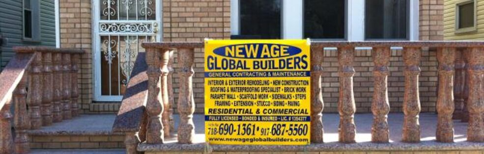 New Age Global Builders cover photo