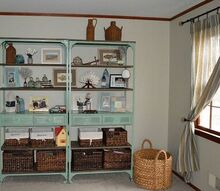 fh residence, home decor, living room ideas, painted furniture, storage ideas, Living Room display and kids storage