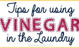 9 surprising laundry uses for vinegar, cleaning tips