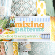 tips and tricks for patterns, crafts