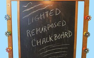 repurposed baby crib turned chalkboards, diy renovations projects, repurposing upcycling