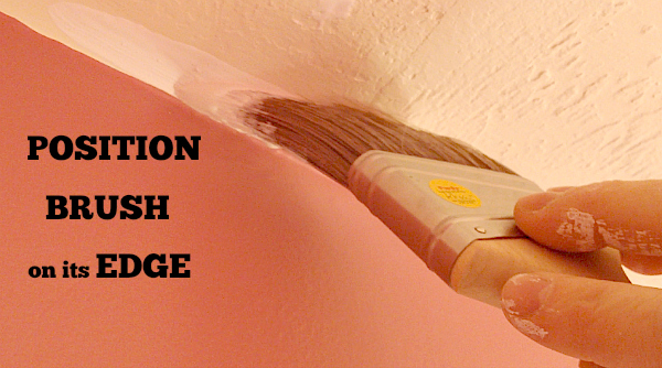 Conquer Painting Straight Ceiling Lines Without Tape