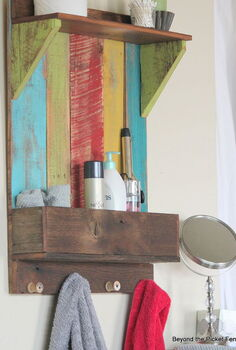 reclaimed pallet wood shelf, diy, how to, pallet, repurposing upcycling, shelving ideas, woodworking projects