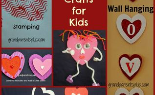 easy valentine crafts for kids, crafts, seasonal holiday decor, valentines day ideas