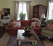 tabletop style breakdown, living room ideas