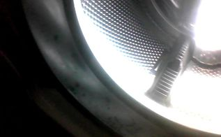 q mouldy washing machine, appliances, cleaning tips