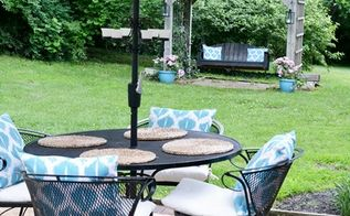 5 easy steps to an outdoor makeover, flowers, gardening, landscape, outdoor living