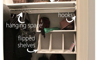 coat closet organization tips, closet, organizing, Good planning is essential for a highly functional and well loved space