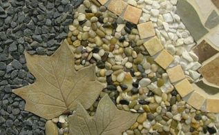natural garden stone, concrete masonry, decks