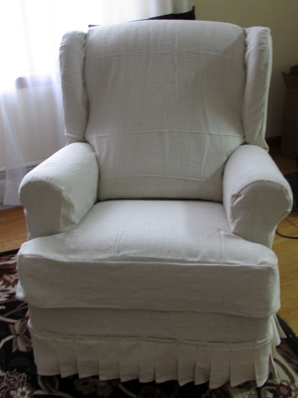easy diy slipcovers hometalk. Black Bedroom Furniture Sets. Home Design Ideas