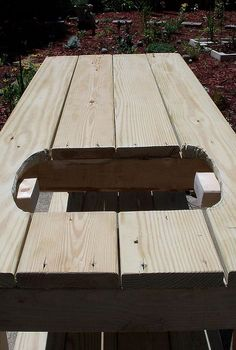 my new diy potting bench, diy, gardening, how to, outdoor living, woodworking projects, I really wanted an opening on top to put in a tub to catch the dirt