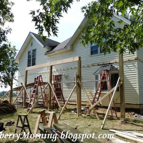 Early Stage, Front Porch
